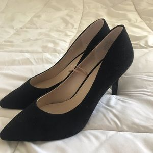 H&M Black Heels Never Worn!!!